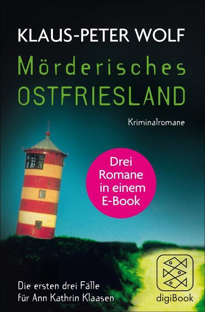 Mörderisches Ostfriesland als eBook