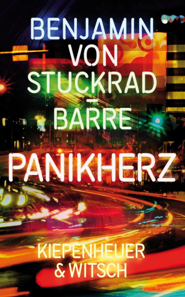 Panikherz als Buch
