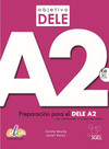 Objetivo DELE A2. Buch mit Audio-CD