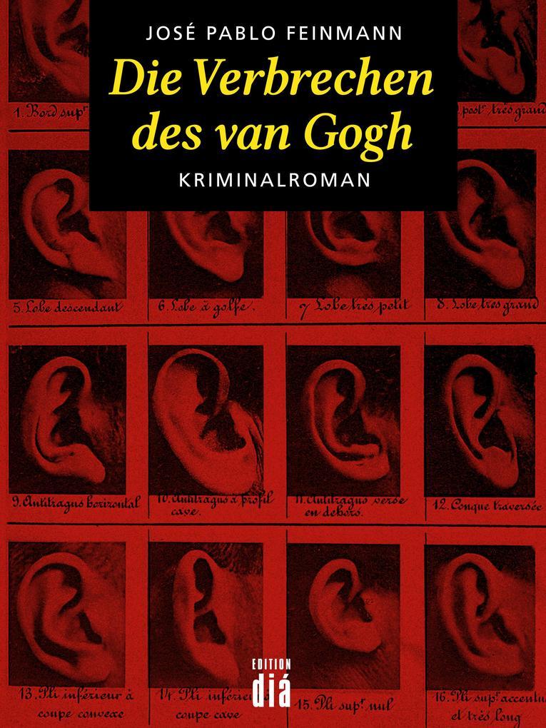 Die Verbrechen des van Gogh als eBook