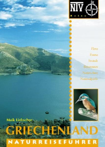 Griechenland. Naturreiseführer als Buch