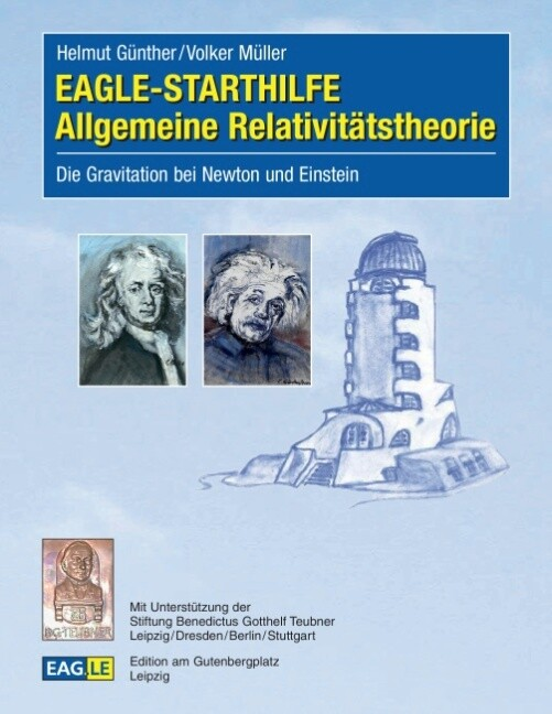 EAGLE-STARTHILFE Allgemeine Relativitätstheorie als Buch