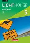 English G LIGHTHOUSE Band 5: 9. Schuljahr - Allgemeine Ausgabe - Workbook mit Audio-CD