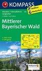 Mittlerer Bayerischer Wald 1 : 50 000