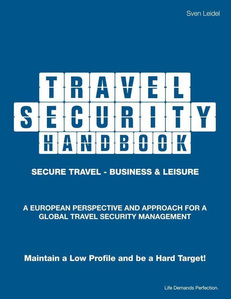 Travel Security Handbook als eBook