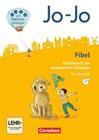 Jo-Jo Fibel 1. Schuljahr - Allgemeine Ausgabe - Neubearbeitung 2016. Arbeitsheft in Druckschrift mit interaktiven Übungen auf scook.de