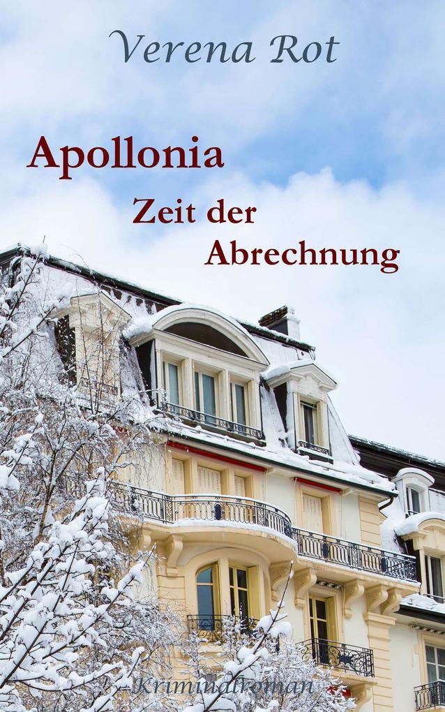 Apollonia: Zeit der Abrechnung als eBook