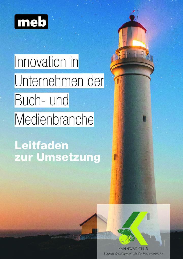 Innovation in Unternehmen der Buch- und Medienbranche als eBook