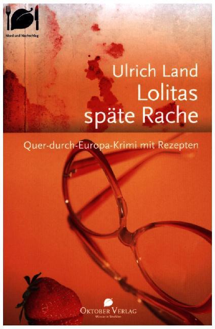 Lolitas späte Rache als Buch