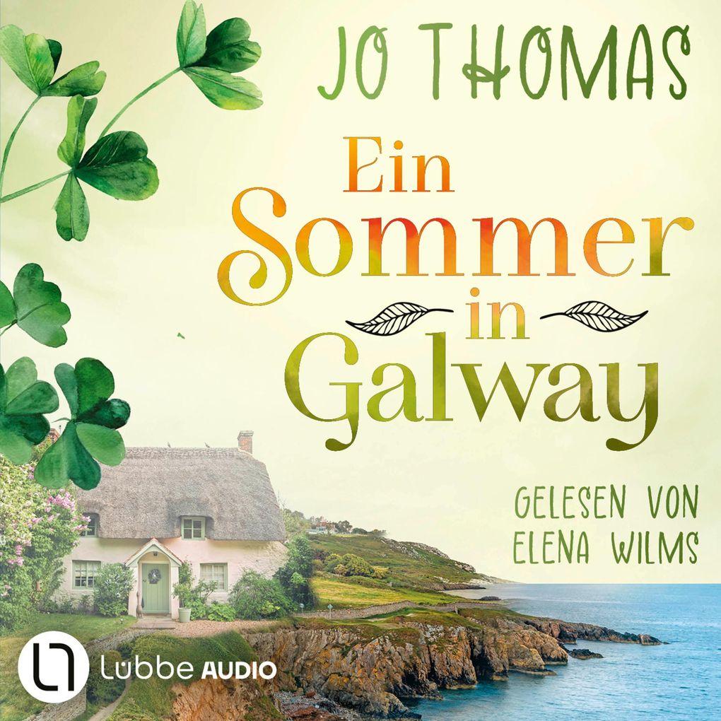 Ein Sommer in Galway als Hörbuch Download