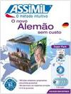 ASSiMiL O novo Alemão sem custo - Deutsch als Fremdsprache. Lehrbuch + 4 Audio-CDs +1 mp3-CD