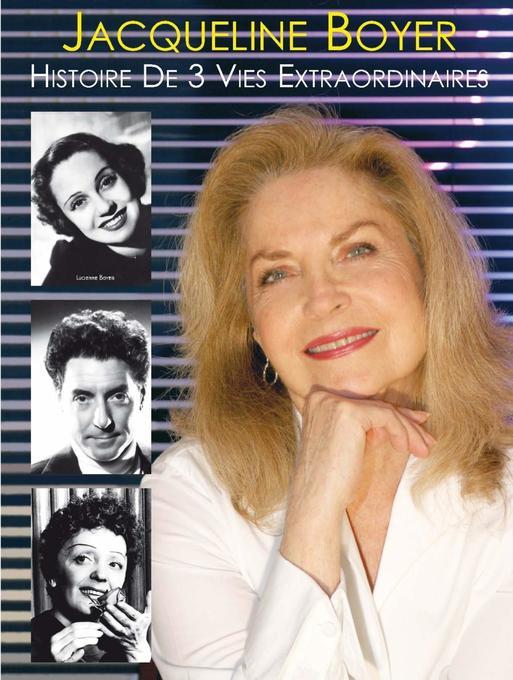 Histoiri de 3 vies extraordinaires als Buch