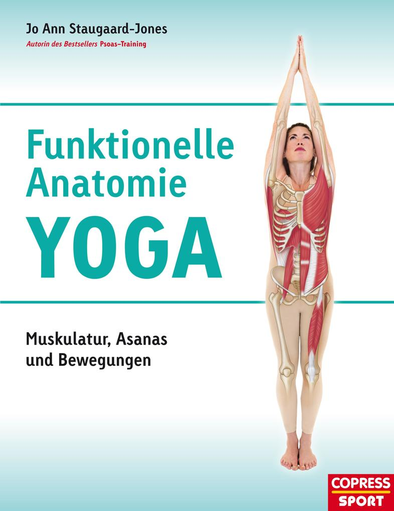Funktionelle Anatomie Yoga als eBook