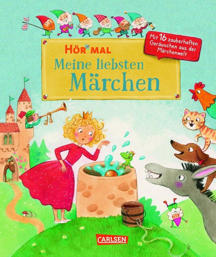 Meine liebsten Märchen als Buch