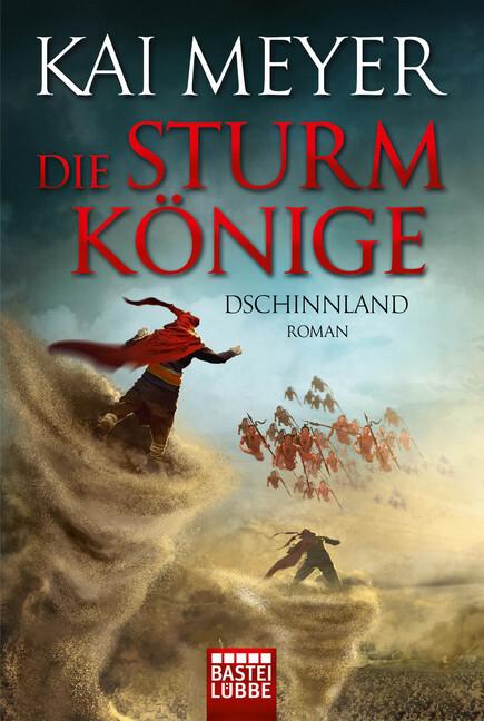 Die Sturmkönige - Dschinnland als Taschenbuch