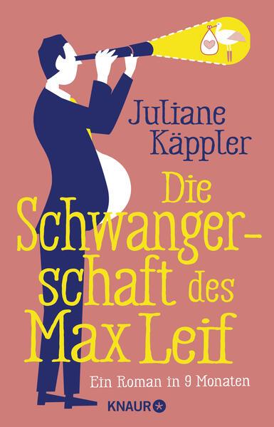 Die Schwangerschaft des Max Leif als Taschenbuch