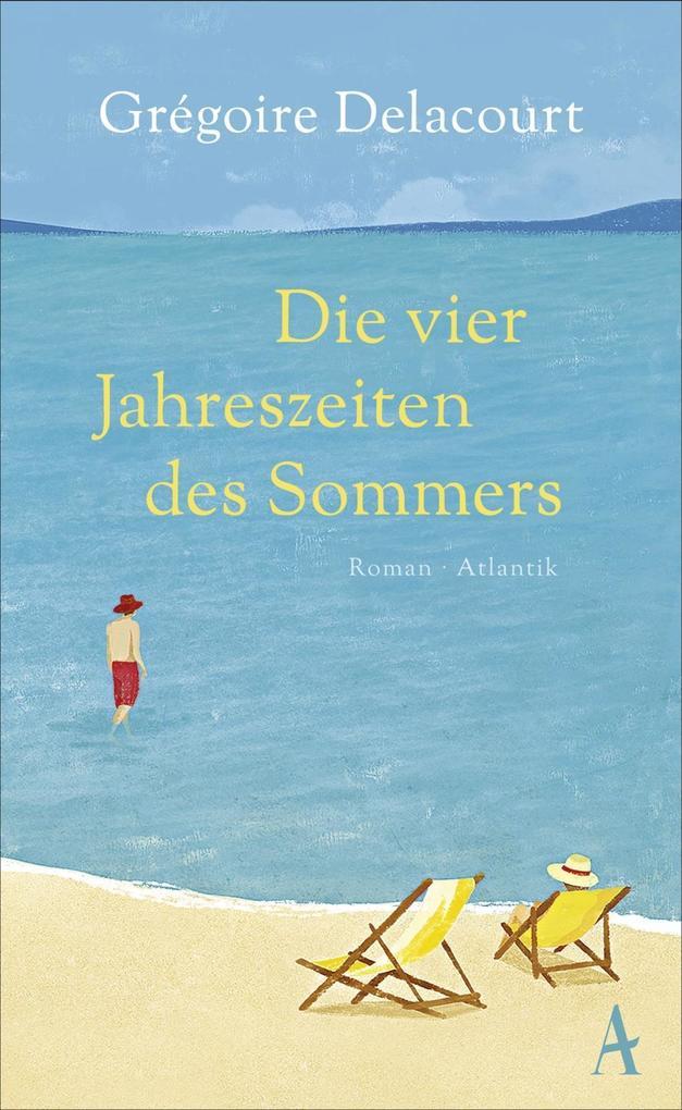Die vier Jahreszeiten des Sommers als Buch