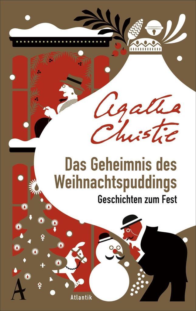 Das Geheimnis des Weihnachtspuddings als Buch