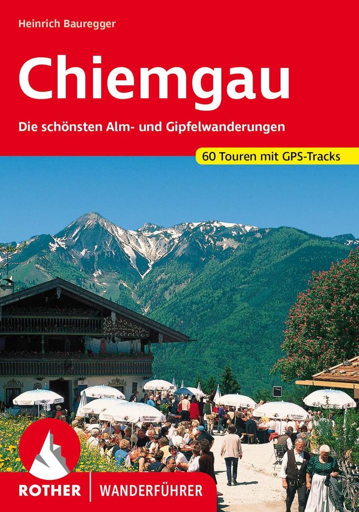 Chiemgau als Buch