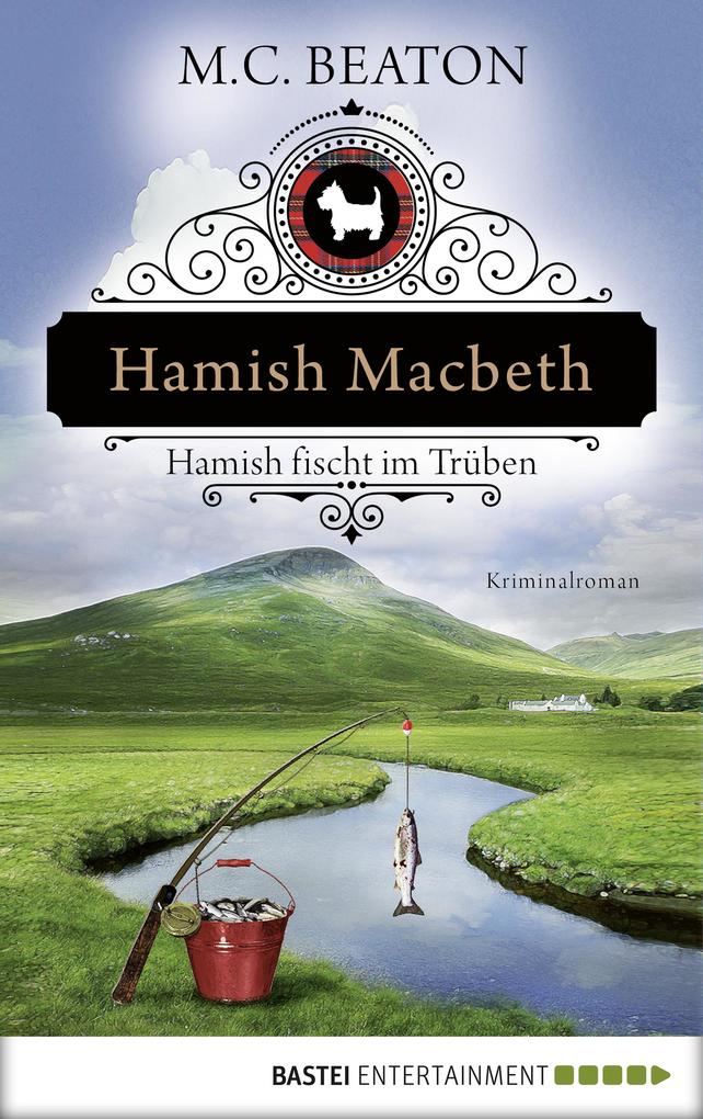Hamish Macbeth fischt im Trüben als eBook
