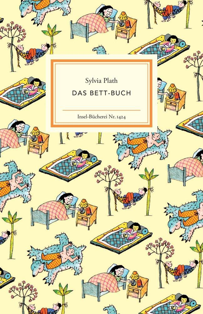 Das Bett-Buch als Buch