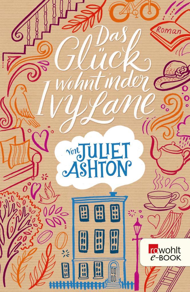 Das Glück wohnt in der Ivy Lane als eBook