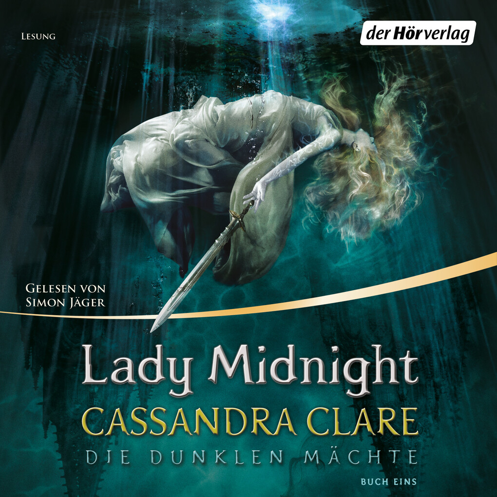 Lady Midnight als Hörbuch Download