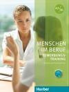 Menschen im Beruf - Bewerbungsstraining. Kursbuch mit Audio-CD
