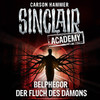 John Sinclair, Sinclair Academy, Folge 1: Belphegor - Der Fluch des Dämons