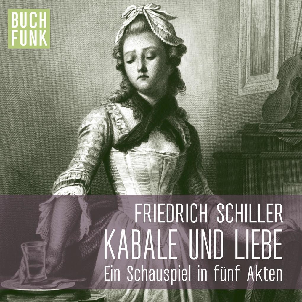 Kabale und Liebe als Hörbuch Download