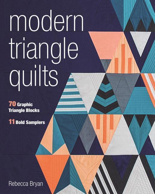 Modern Triangle Quilts als Taschenbuch