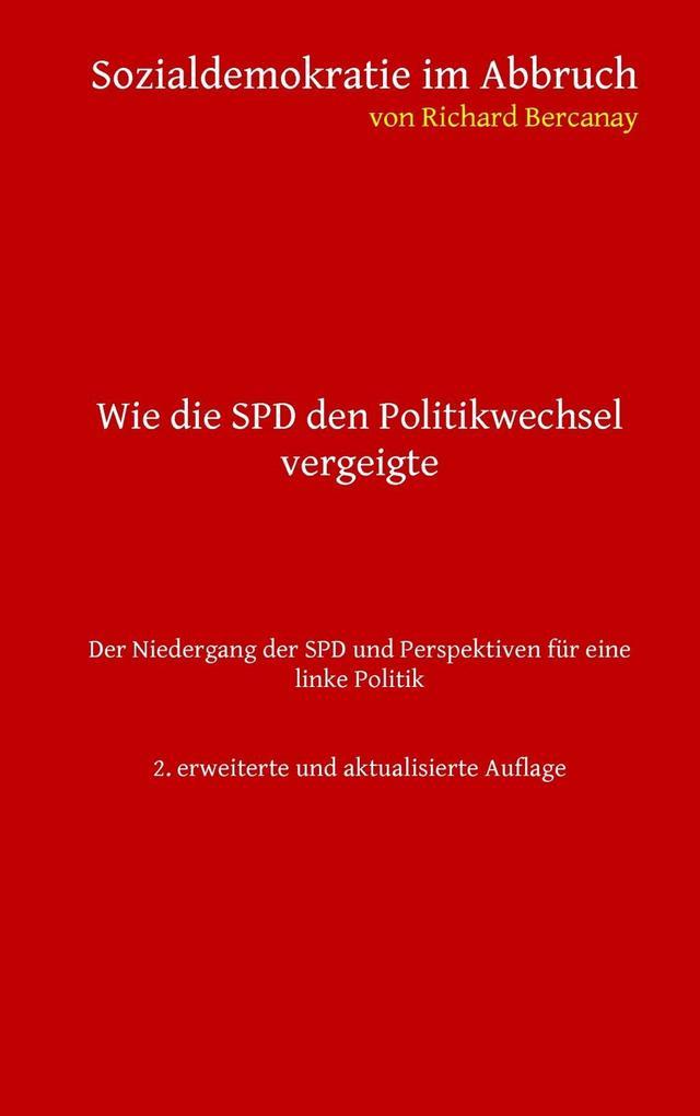 Sozialdemokratie im Abbruch als eBook