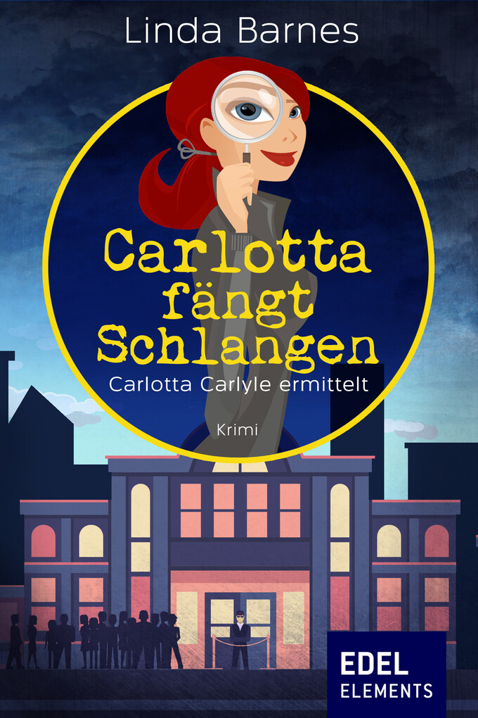 Carlotta fängt Schlangen als eBook