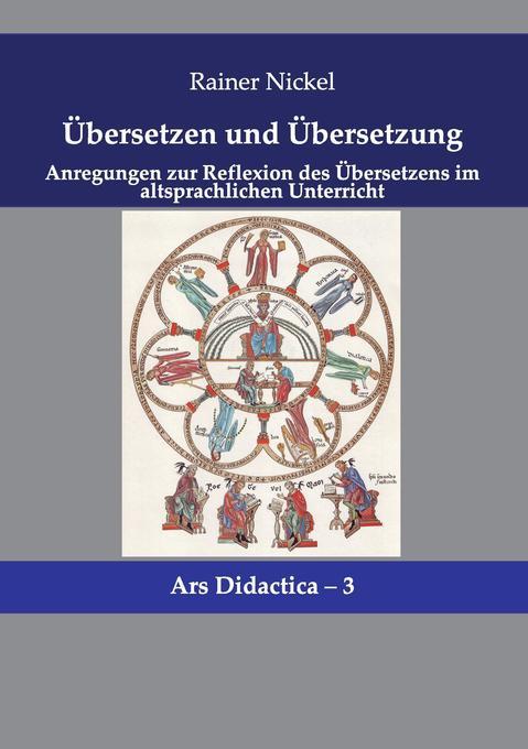 Übersetzen und Übersetzung als Buch