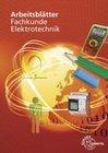 Arbeitsblätter Fachkunde Elektrotechnik