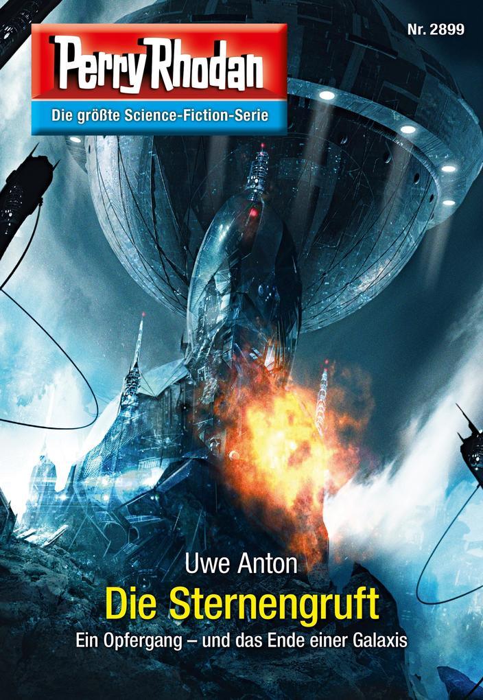 Perry Rhodan 2899: Die Sternengruft (Heftroman) als eBook