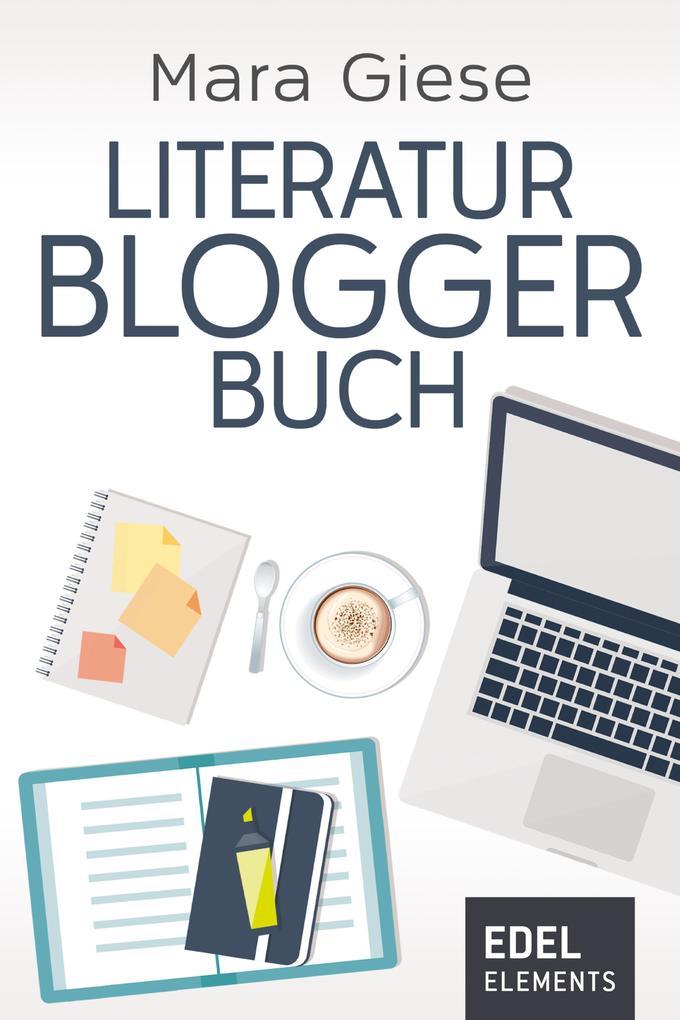 Literaturbloggerbuch als eBook