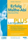 Erfolg im Mathe-Abi 2017 Rh.-P. Lernpaket PLUS