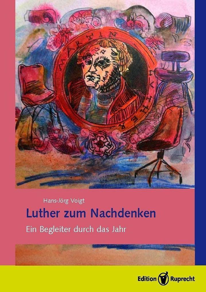Luther zum Nachdenken als eBook