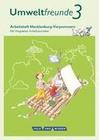 Umweltfreunde 3. Schuljahr - Mecklenburg-Vorpommern - Arbeitsheft