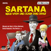 Sartana - noch warm und schon Sand drauf