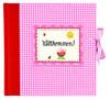 Willkommen! Babyalbum rosa