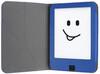 tolino shine 2HD Schutztasche mit Origami Standfunktion - Blau/Türkis