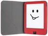 tolino vision Schutztasche mit Origami Standfunktion - Rot/Weiß