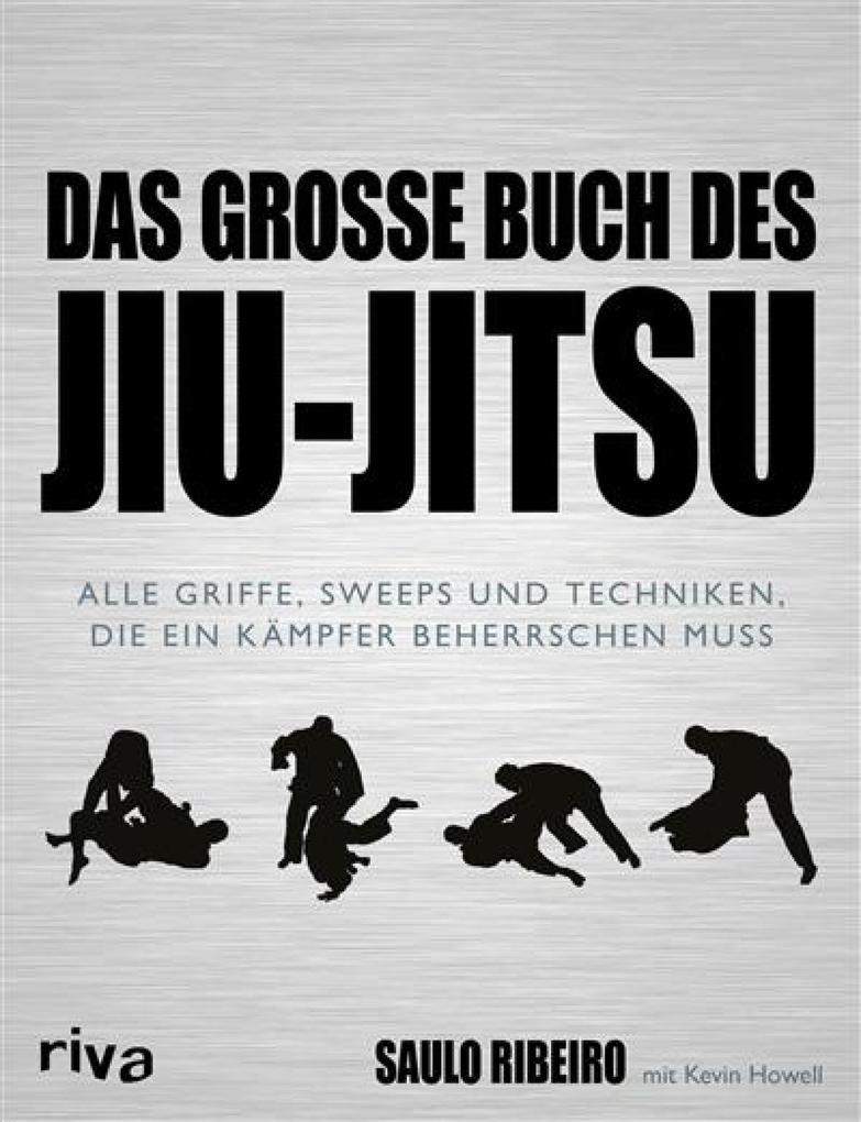 Das große Buch des Jiu-Jitsu als eBook