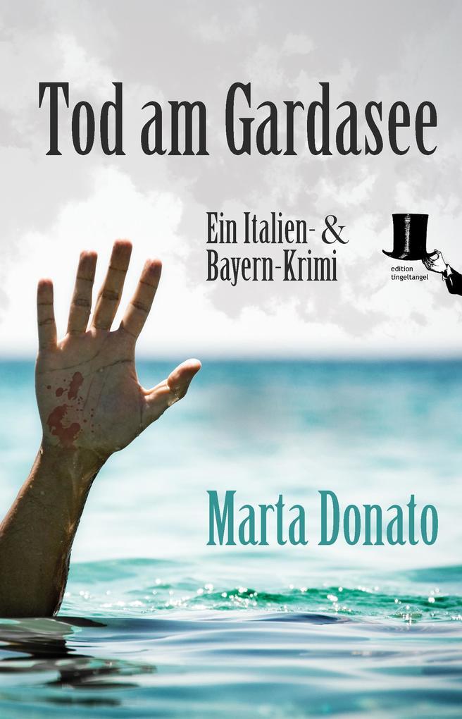 Tod am Gardasee als eBook