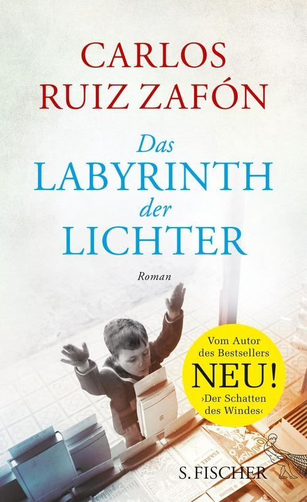 Das Labyrinth der Lichter als eBook