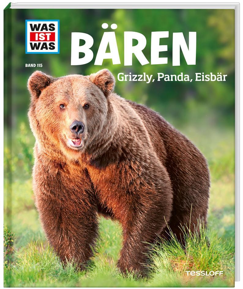 Bären. Grizzly, Panda, Eisbär (Band 115) als Buch