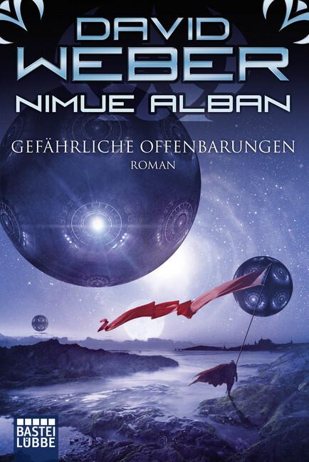 Nimue Alban: Gefährliche Offenbarungen als Taschenbuch