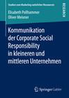 Kommunikation der Corporate Social Responsibility in kleineren und mittleren Unternehmen